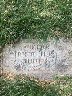 Annette Maree Wheeler