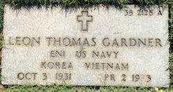 Leon Thomas Gardner