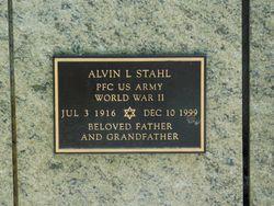 Alvin L Stahl