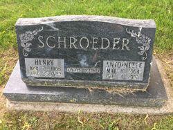 Henry Schroeder