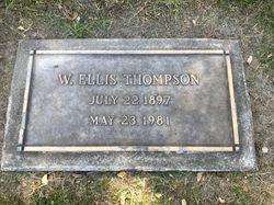 William Ellis Thompson
