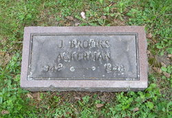 J. Brooks Ackerman