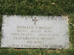 SMSGT Donald Samuel Moudy