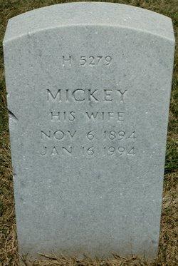 Mickey Alcott