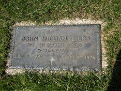John William Biers