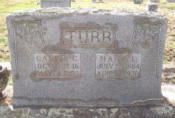 """Mary L """"Mollie"""" <I>Thomas</I> Tubb"""
