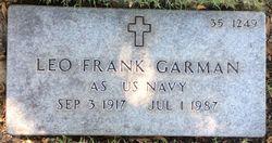 Leo Frank Garman