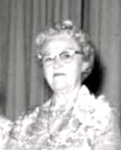 Margaret Ann <I>Lovell</I> Roper