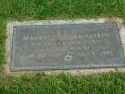 Maurice L Bernstein