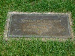 Lionel H Aldrich