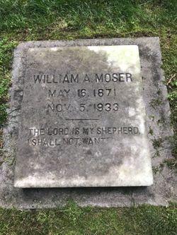 William A. Moser