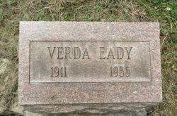 Verda <I>Penny</I> Eady