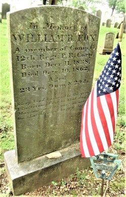 William R Fox