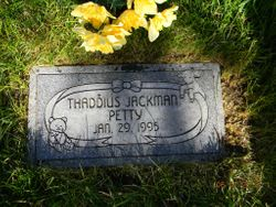 Thaddius Jackman