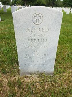 Alfred Glen Berlin