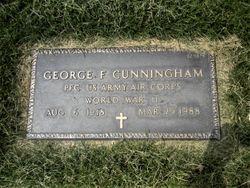 George F Cunningham