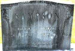Thomas Richard Sampson