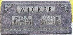 William Carroll Wicker