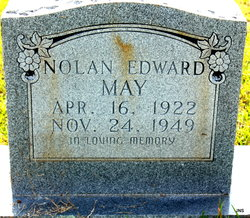 Nolan Edward May