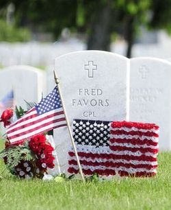 CPL Fred Favors