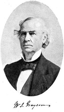 William John Grayson