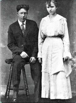 Grace A. <I>Wilson</I> Johnson