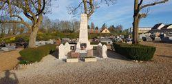 Auneau Communal Cemetery