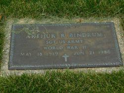 Arthur Russell Bindrum