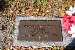 George Clifton Sidbury, Jr