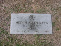 Melvin Allen Davis