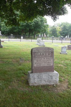 George Walter Baker