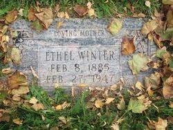 Ethel <I>Armantrout</I> Winter