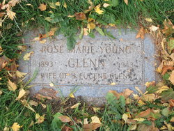 Rose Marie <I>Young</I> Glenn