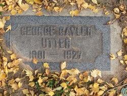 George Samuel Gayler Utter
