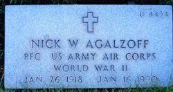 Nick William Agalzoff