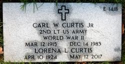 Carl W Curtis, Jr