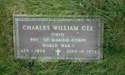 Charles William Gee