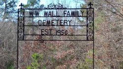 Wall Cemetery
