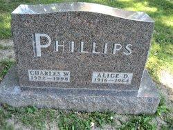 Alice D. Phillips