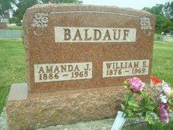 Amanda J Baldauf