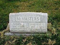 Genevieve Marie <I>Crotty</I> McMasters
