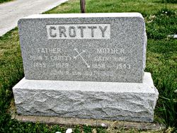 John A Crotty