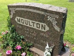 Mary Ann Moulton