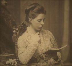 Louisa Charlotte <I>Hamilton</I> Tyndall