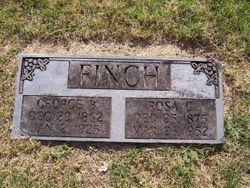 George B Finch