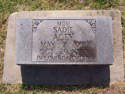 Sadie <I>Eldridge</I> Acey