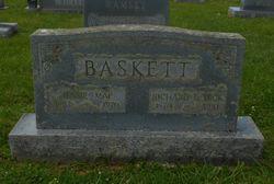 Jessie Mae <I>Swatzell</I> Baskett