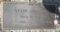 Leroy Pulliam
