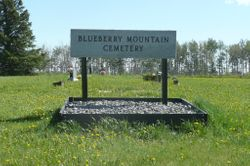 Blueberry Mountain Cemetery