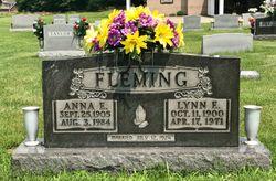Anna <I>Eades</I> Fleming
